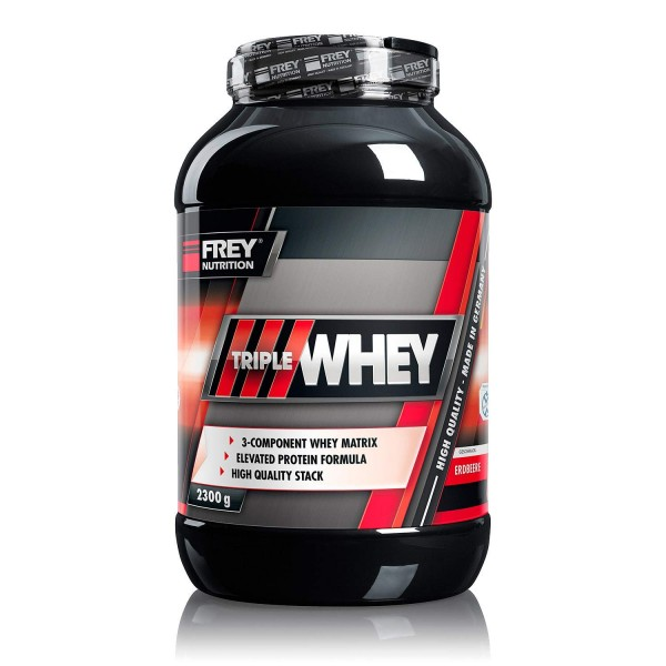Frey Nutrition Triple Whey 2300g