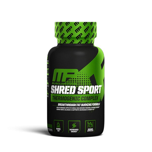 MusclePharm Shred Sport 60 Kapseln
