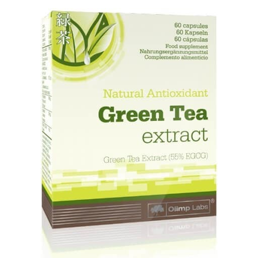 Olimp Sport Nutrition Green Tea Extract 60 Kapseln