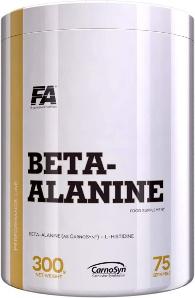 Fitness Authority Beta Alanine 300g