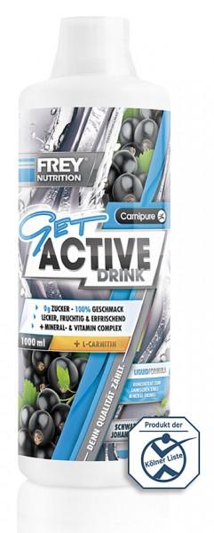 Frey Nutrition Get Active Drink 1000ml