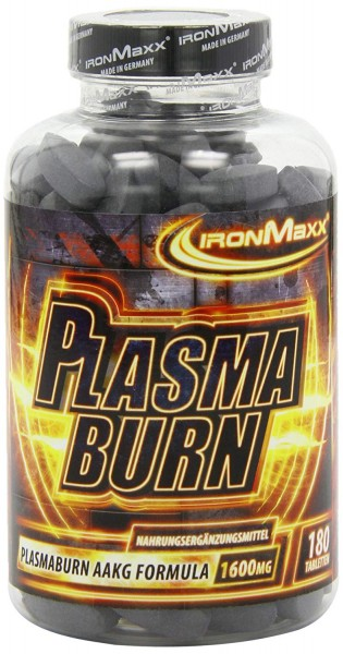 Ironmaxx Plasma Burn 180 Tabletten