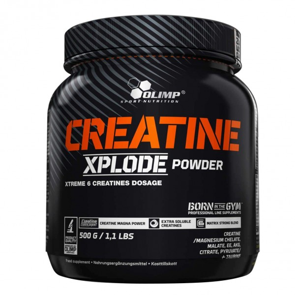 Olimp Sport Nutrition Creatine Xplode Powder 500 g