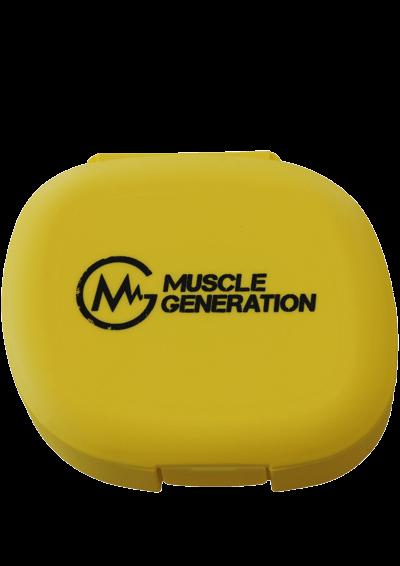 Musclegeneration Pillenbox