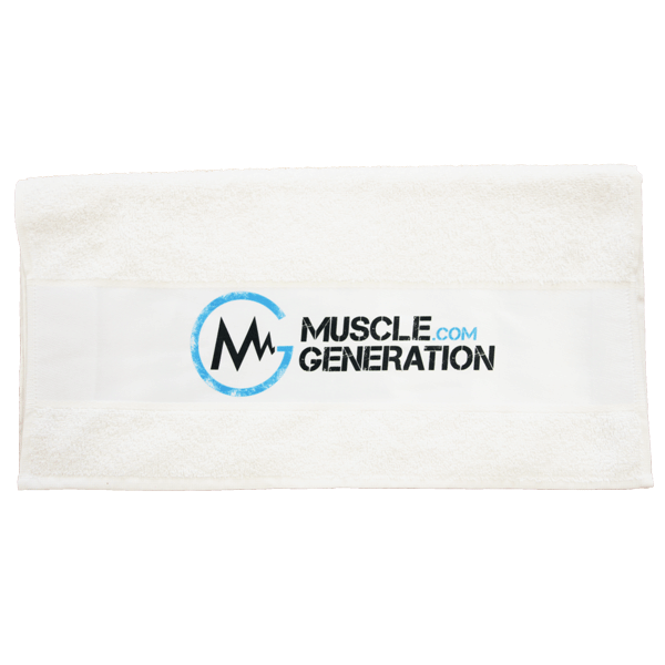 Musclegeneration White Towel
