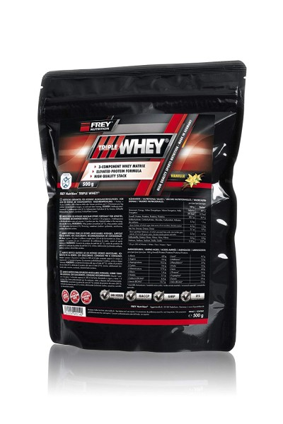 Frey Nutrition Triple Whey 500g