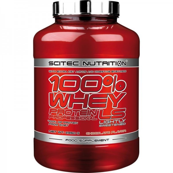 Scitec Nutrition 100% LS Whey Protein Professional 2350g