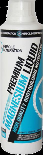 Musclegeneration Magnesium Liquid 500ml Orange