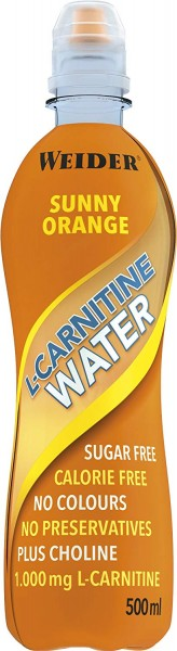 Weider L-Carnitine Water 500ml