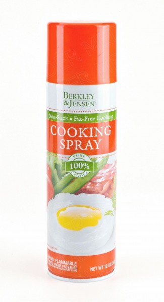 Berkley and Jensen Cooking Spray 340g