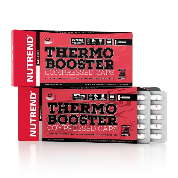 Nutrend Thermo Booster 60 Kapseln