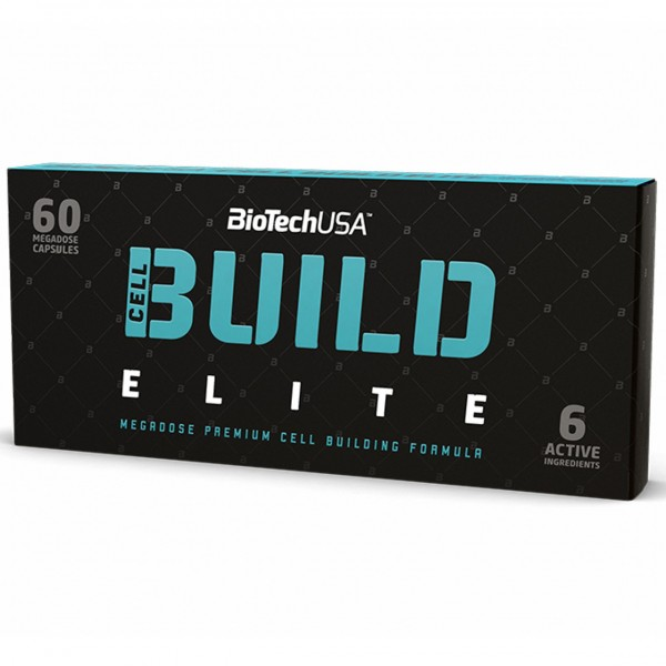 BioTech USA Cell Build Elite 60 Kapseln