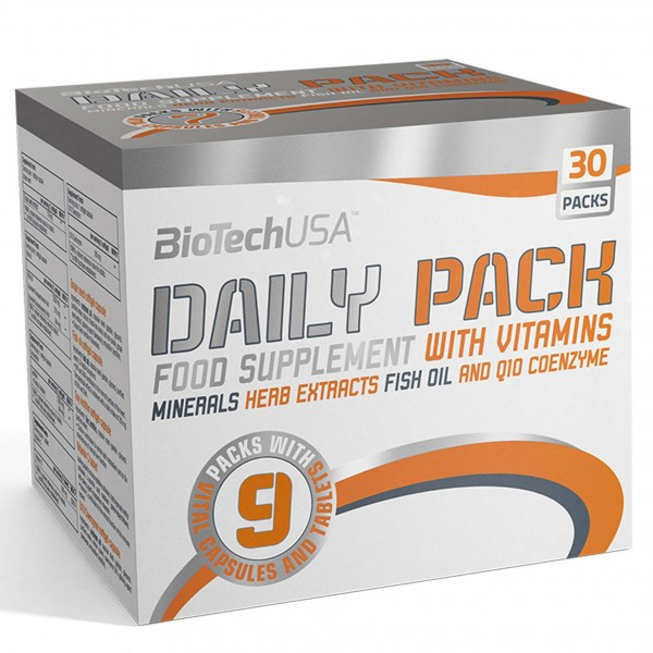 BioTech USA Daily Pack 30 Packungen