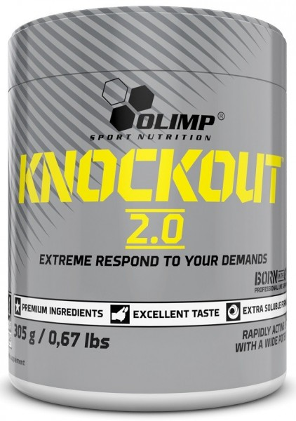 Olimp Sport Nutrition Knockout 2.0 305 g